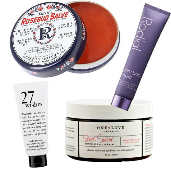 Multiuse Skin Care Balms