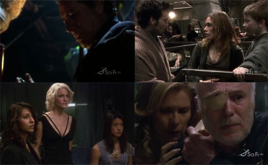 "Battlestar Galactica Recap Quiz Episode 16 ""Deadlock"""