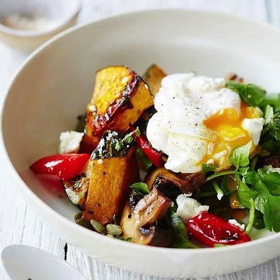 Lorna Jane Clarkson Nourishing Breakfast Salad Recipe