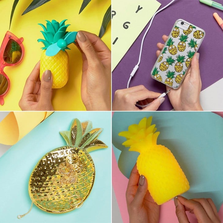 Pineapple Desk Accessories