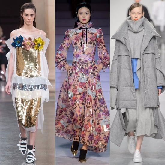 London Fashion Week Autumn/Winter 2017 Trends