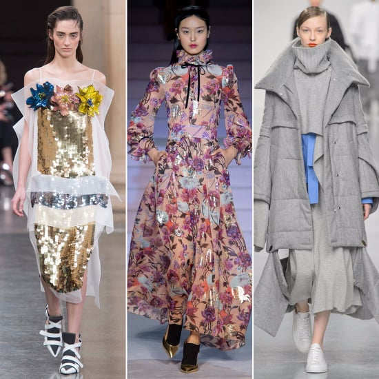London Fashion Week Trends Fall 2017