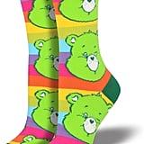 Good Luck Bear Socks