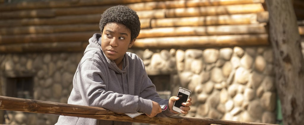 An At-Risk Teen Worker Reveals the Sad Reality of Déjà's Outburst on This Is Us
