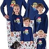 PajamaGram Minion Holiday Matching Pajamas