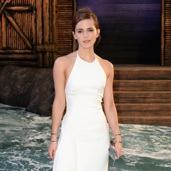 Emma Watson Pictures on Noah Press Tour