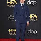 Taron Egerton at the 23rd Annual Hollywood Film Awards