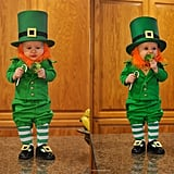 These Photos of a Real-Life Baby Leprechaun Will Make Everyone Wish They Were Irish