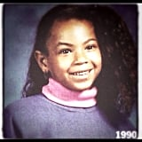 At 7 years old, Beyoncé won her first talent show, beating 15- and 16-year-olds and receiving a standing ovation.