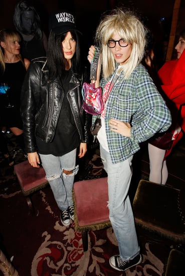 Photos of Celebrities Dressed up for Halloween 2009