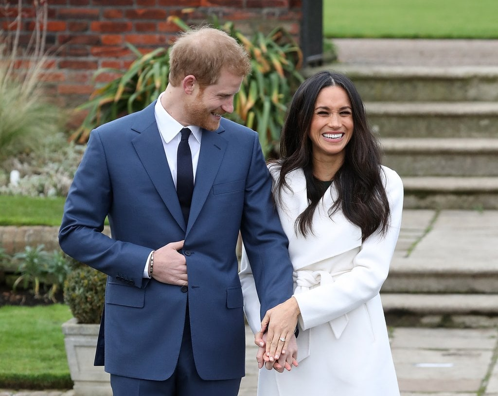 Prince Harry and Meghan Markle's Royal Engagement
