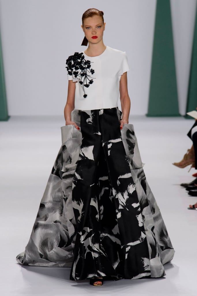 d0fc9164687f6 Carolina Herrera Spring 2015 | The Most Gorgeous Gowns From Fashion ...
