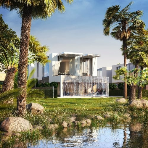 Damac Properties Launches Inverted Villas at Cityscape Dubai