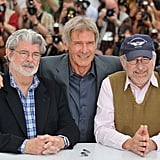 Harrison Ford Returned as Indiana Jones