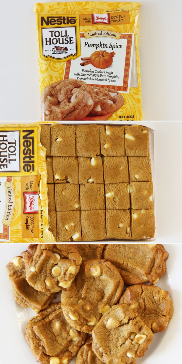 Nestlé Toll House Pumpkin Spice Refrigerated Cookie Dough ($3)