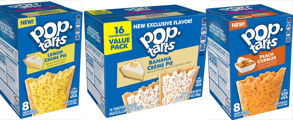 See Pop-Tarts' New Lemon, Peach, Banana Crème Pie Flavors