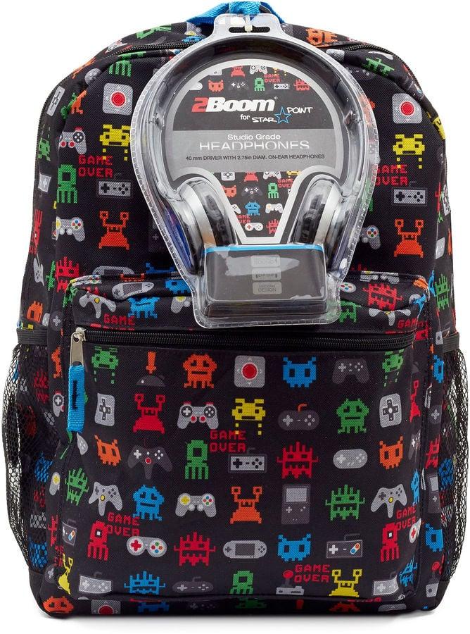 ... gamer boys backpack cool kid backpacks for school popsugar ... d2e2df38a9