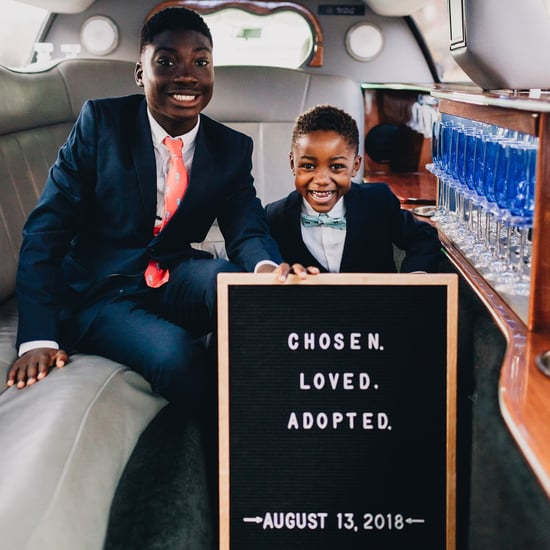 Foster Parents Adopt Little Boy and His Older Brother