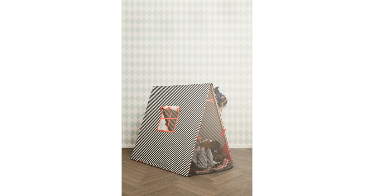 striped fold out tent tents for kids rooms popsugar moms photo 6
