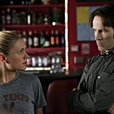Sookie Learns Bill's Secret