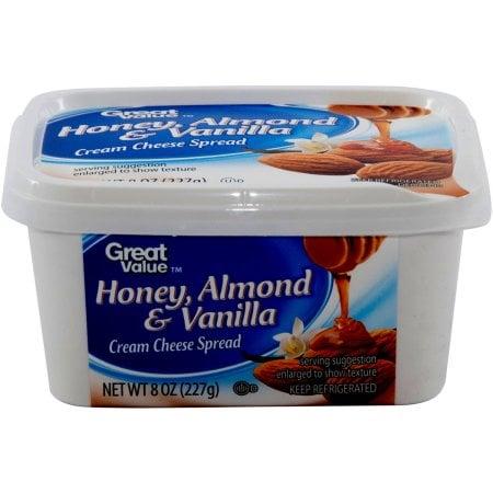 Honey Almond & Vanilla