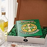 Teenage Mutant Ninja Turtles Cookbook Limited Pizza Box Set