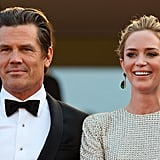 Josh Brolin and Emily Blunt