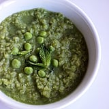 Zooey Deschanel's Pea Soup