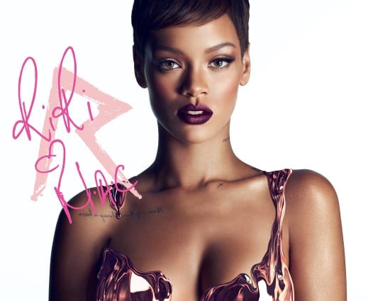 Rihanna's Mac Cosmetics Collection