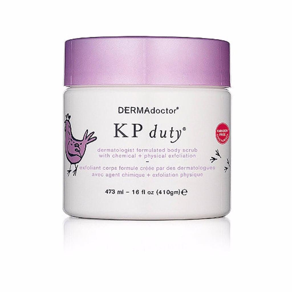 Derma Doctor KPDuty Body Scrub Giveaway