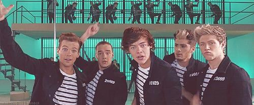 But in the end, you regret nothing. Because loving One Direction is an adventure, and you make a lot of awesome friends.