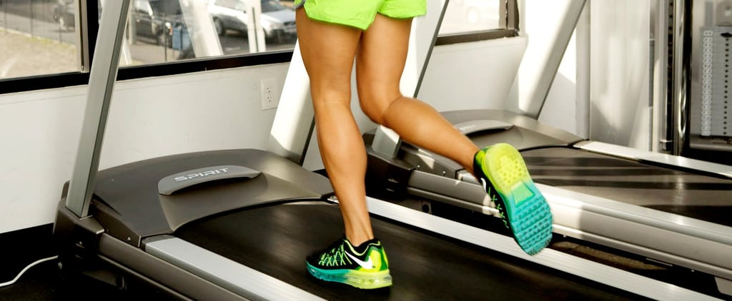 Burn Major Calories With a 12-Minute Treadmill Sprint Workout