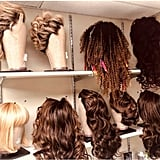 "Yes, There Is Almost Always a ""Wig Room"""