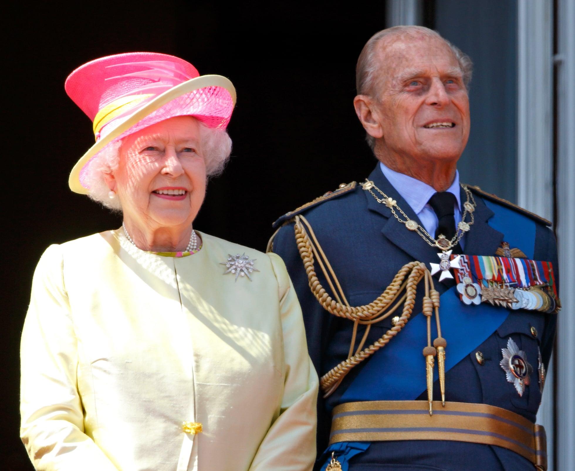 Queen Elizabeth II and Prince Philip Marriage Facts POPSUGAR
