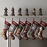 Sferra Needlepoint Stocking