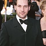 Paul Rudd's bow tie did the talking at the March 200 SAG Awards.