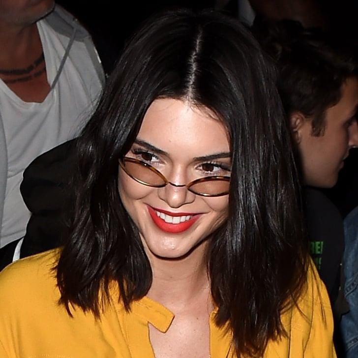 Kendall jenner haircut snapchat 2016 popsugar beauty urmus Image collections