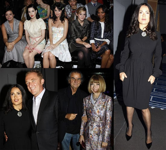 Salma and Co at Paris Fashion Week
