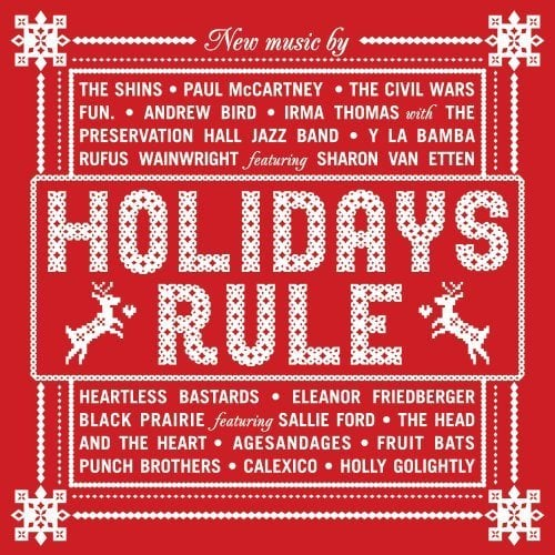 Various Artists: Holidays Rule ($10)