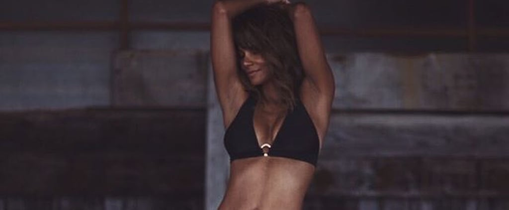 "Halle Berry Is ""Coming For 2018"" in the Sexiest Way Possible"
