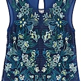 Karen Millen Tropical-Embroidery Lace Top (£125)