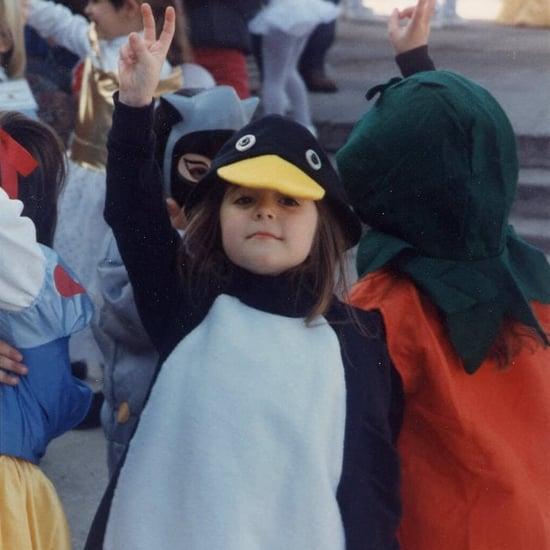 Old Childhood Halloween Costume Ideas