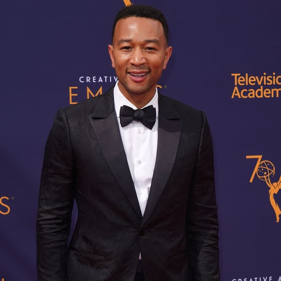 John Legend Becomes an EGOT Winner 2018