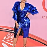La La Anthony at the 2019 CFDA Awards