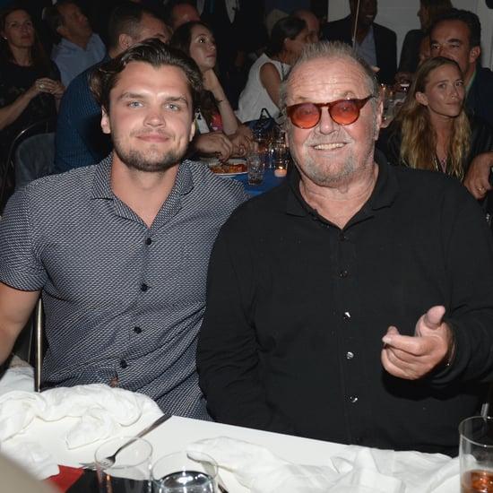 Jack Nicholson's Son Looks Just Like Him (and Leonardo DiCaprio)