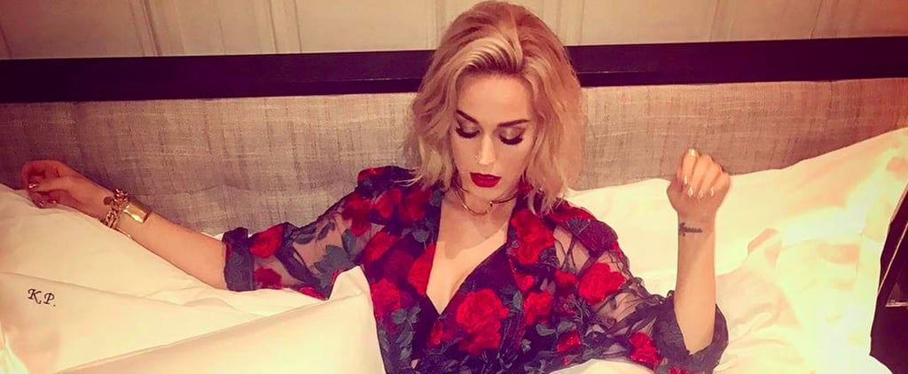 Take a Peek at the Celebrity Backstage Instagram Snaps From the Brit Awards