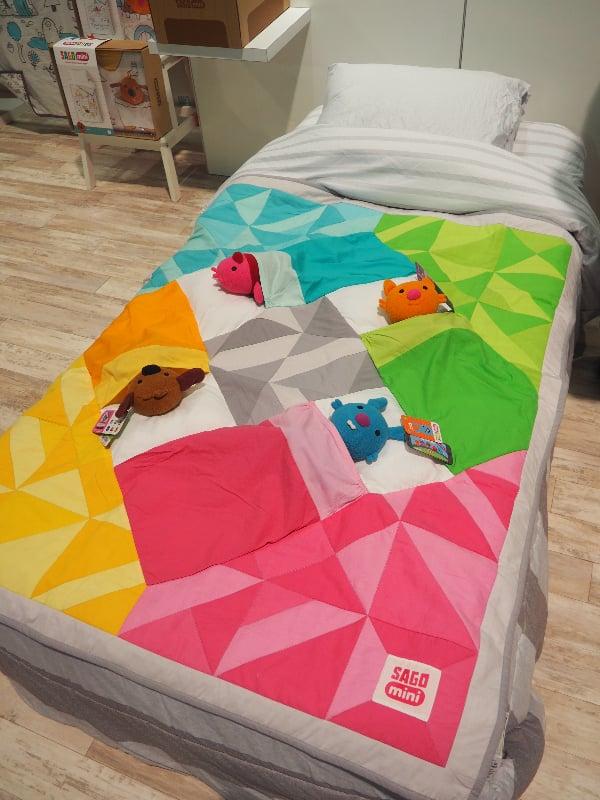 Sago Mini Tuck Me In Quilt