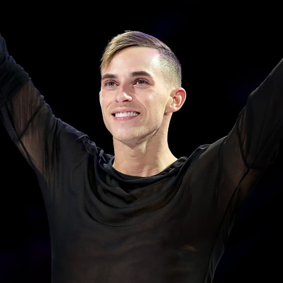Adam Rippon Joins US Figure Skating For Winter Olympics 2018