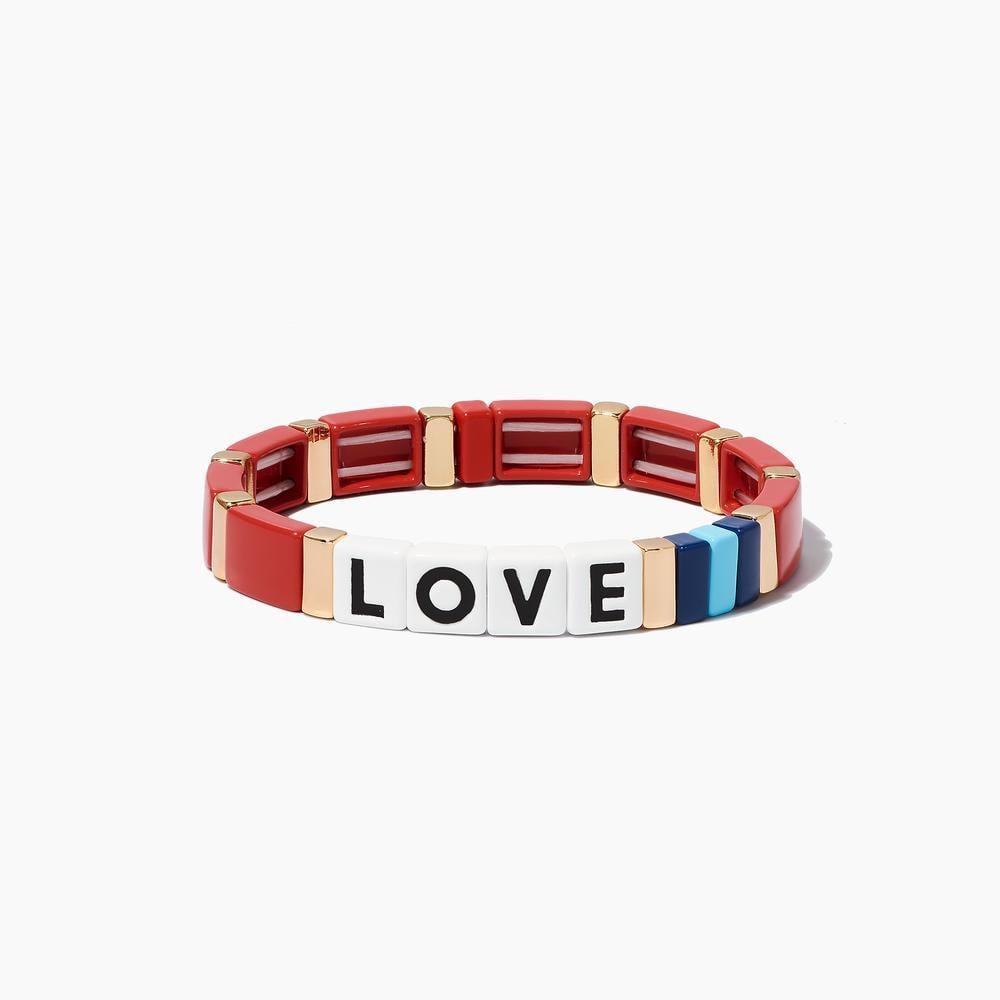 Roxanne Assoulin Just Say Love Bracelet