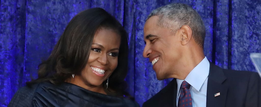 Barack Obama's Anniversary Message For Michelle Obama 2018